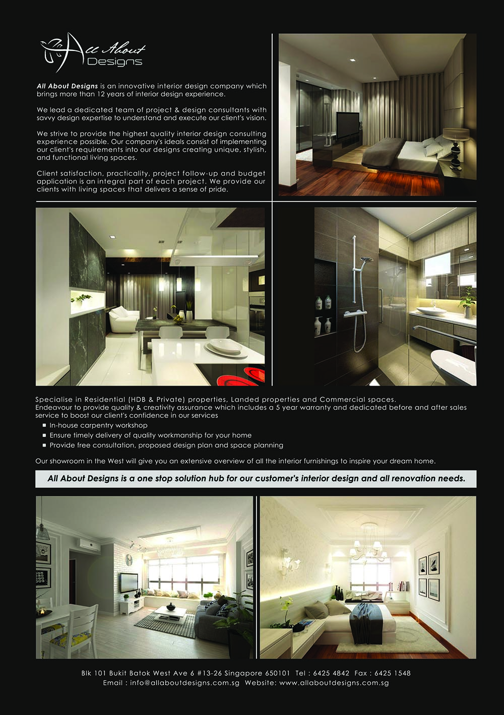 HDB Build Up Publication For SG50