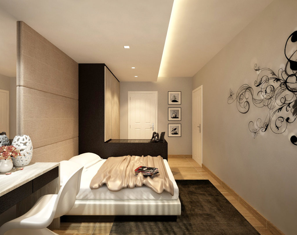 Jurong west crtlliving 2 all about designs Master bedroom in jurong east